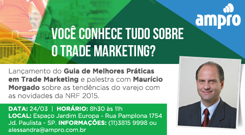 Trade Marketing, AMPRO, Guia